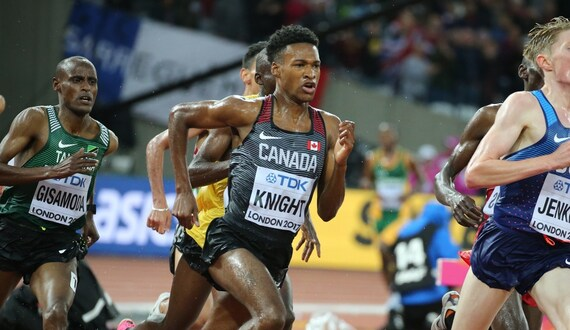 Syracuse senior runner Justyn Knight finishes 9th at IAAF World Championship final
